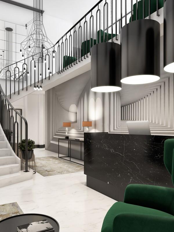 Hotel reception for Martin Xuereb & Associates